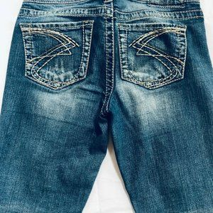 Silver Jeans Jeans - Silver Aiko Misses Boot Cut Jeans Size 27